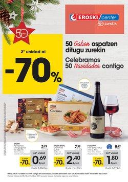 Ofertas de Hiper-Supermercados  en el folleto de Eroski en Oiartzun