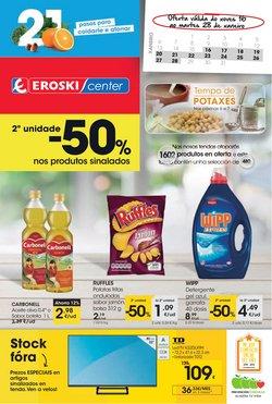 Ofertas de Hiper-Supermercados  en el folleto de Eroski en Vilalba
