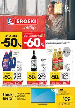 Ofertas de Eroski  en el folleto de Noja