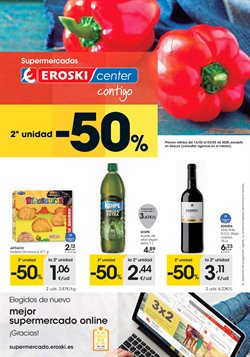 Catálogo Eroski en Línea de la Concepción ( 10 días más )