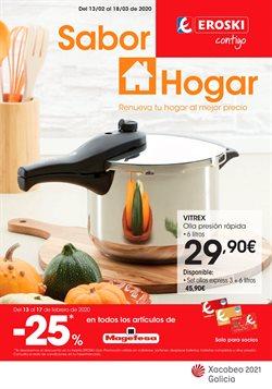 Ofertas de Hiper-Supermercados en el catálogo de Eroski en Redondela ( 23 días más )