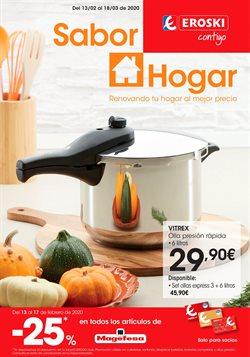 Ofertas de Hiper-Supermercados en el catálogo de Eroski en Arnedo ( 24 días más )