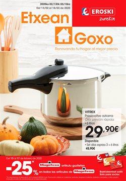 Ofertas de Hiper-Supermercados en el catálogo de Eroski en Mungia ( 22 días más )