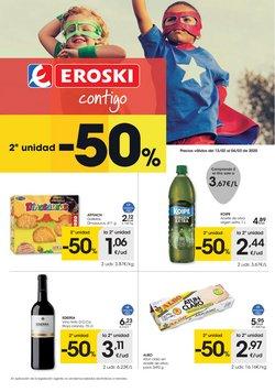 Ofertas de Hiper-Supermercados en el catálogo de Eroski en Segorbe ( 9 días más )