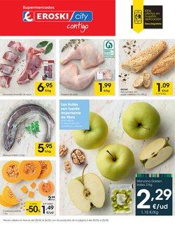 Ofertas de Hiper-Supermercados en el catálogo de Eroski en Arnedo ( 3 días más )