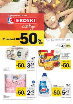 Catálogo Eroski en Burjassot ( 3 días más )