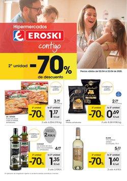 Catálogo Eroski en Lorca ( 17 días más )