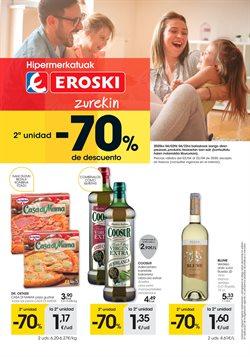 Ofertas de Hiper-Supermercados en el catálogo de Eroski en Bermeo ( 11 días más )