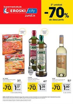 Ofertas de Hiper-Supermercados en el catálogo de Eroski en Abadiño ( 15 días más )