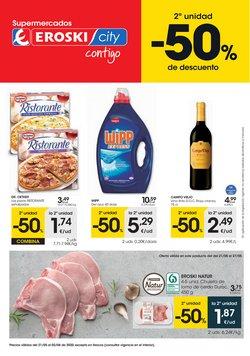 Ofertas de Hiper-Supermercados en el catálogo de Eroski en Haro ( 2 días más )