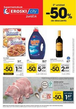 Ofertas de Hiper-Supermercados en el catálogo de Eroski en Tolosa ( 3 días más )