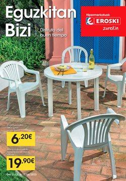Catálogo Eroski en Vitoria ( 20 días más )