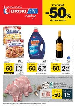 Ofertas de Hiper-Supermercados en el catálogo de Eroski en Loja ( 6 días más )