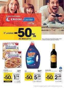 Catálogo Eroski en Santa Margalida ( 3 días más )