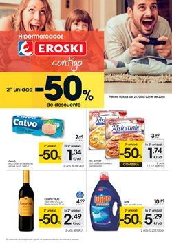 Catálogo Eroski en Sevilla ( 8 días más )