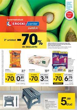 Ofertas de Hiper-Supermercados en el catálogo de Eroski en Bergara ( Publicado ayer )
