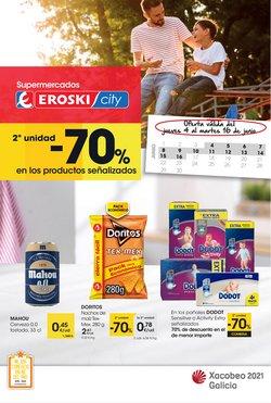 Catálogo Eroski en Ourense ( 2 días publicado )