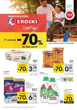 Catálogo Eroski en Alzira ( 2 días publicado )