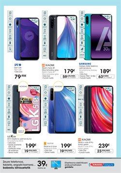 Ofertas de Smartphones Xiaomi en Eroski