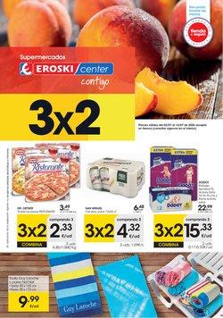Ofertas de Hiper-Supermercados en el catálogo de Eroski en Santo Domingo de la Calzada ( 3 días más )