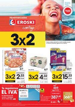 Ofertas de Hiper-Supermercados en el catálogo de Eroski en Calahorra ( Publicado hoy )