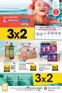 Catálogo Eroski en Ourense ( Caduca mañana )
