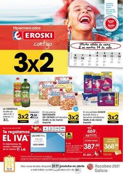 Ofertas de Hiper-Supermercados en el catálogo de Eroski en Lugo ( Publicado hoy )