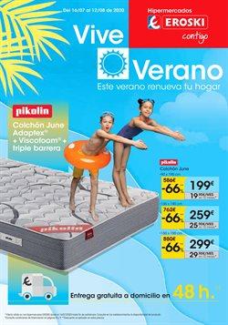 Ofertas de Hiper-Supermercados en el catálogo de Eroski en Santurtzi ( 2 días más )