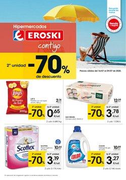 Ofertas de Hiper-Supermercados en el catálogo de Eroski en Ronda ( Publicado hoy )