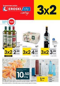 Ofertas de Hiper-Supermercados en el catálogo de Eroski en Corrales de Buelna ( 3 días más )