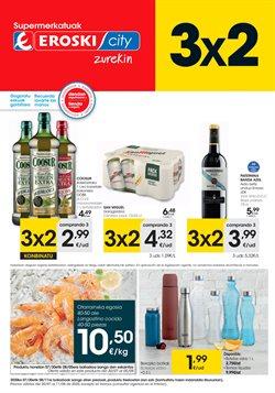 Ofertas de Hiper-Supermercados en el catálogo de Eroski en Lasarte-Oria ( 6 días más )