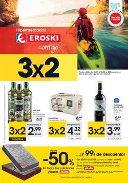 Ofertas de Hiper-Supermercados en el catálogo de Eroski en Peralta ( Caduca hoy )