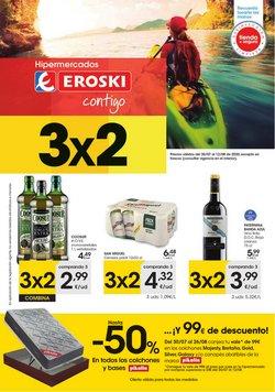 Ofertas de Hiper-Supermercados en el catálogo de Eroski en Corrales de Buelna ( 4 días más )