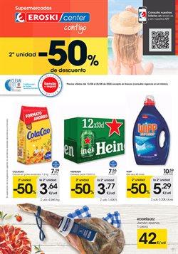 Ofertas de Hiper-Supermercados en el catálogo de Eroski en Casares ( Publicado ayer )