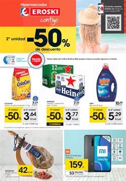 Ofertas de Hiper-Supermercados en el catálogo de Eroski en Miranda de Ebro ( Publicado hoy )