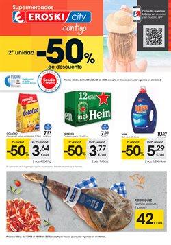 Ofertas de Hiper-Supermercados en el catálogo de Eroski en Logroño ( Publicado hoy )