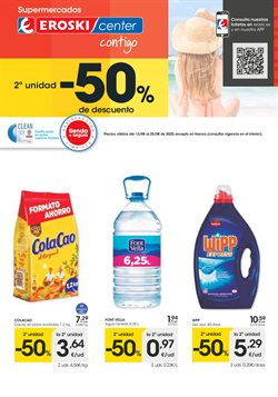 Ofertas de Hiper-Supermercados en el catálogo de Eroski en Son Servera ( Publicado ayer )