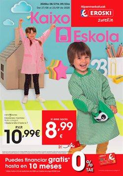 Catálogo Eroski en Getxo ( Caduca mañana )