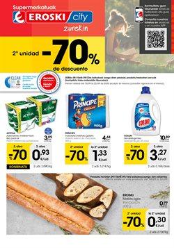 Ofertas de Hiper-Supermercados en el catálogo de Eroski en Berriz ( Caduca mañana )