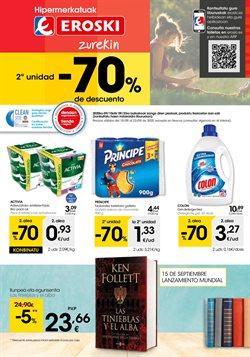 Ofertas de Hiper-Supermercados en el catálogo de Eroski en Berriz ( 2 días más )