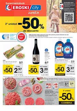 Ofertas de Hiper-Supermercados en el catálogo de Eroski en Markina-Xemein ( 4 días más )