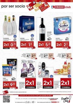 Ofertas de Cerveza sin alcohol en Eroski