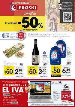 Catálogo Eroski en Logroño ( 8 días más )