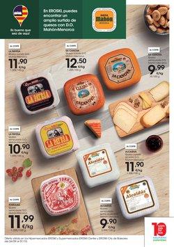 Ofertas de Hiper-Supermercados en el catálogo de Eroski en Ciutadella ( 9 días más )