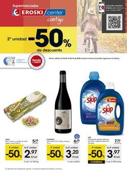 Ofertas de Hiper-Supermercados en el catálogo de Eroski en Huesca ( Publicado hoy )