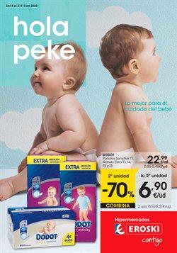 Ofertas de Hiper-Supermercados en el catálogo de Eroski en Muskiz ( Caduca hoy )