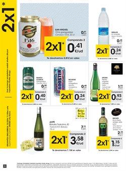 Ofertas de Cerveza especial en Eroski