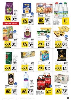 Ofertas de Margarina en Eroski
