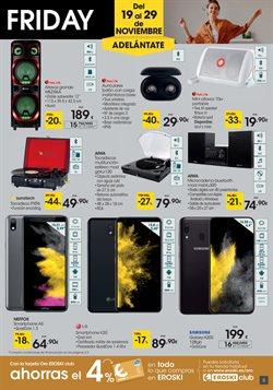 Ofertas de Samsung Galaxy S6 en Eroski