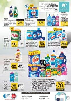 Ofertas de Detergente en Eroski